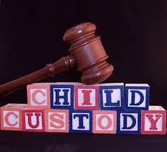 child custody blocks